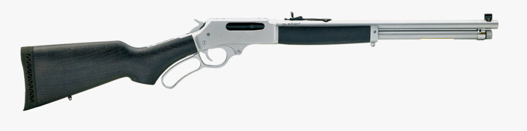 Henry Big Boy .45-70 Steel All Weather Lever Action Rifle
