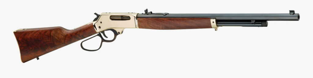 Henry .45-70 Octagon Large Loop Lever Action Rifle