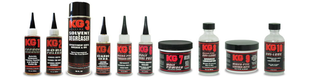 KG Industries Gun Cleaning Range