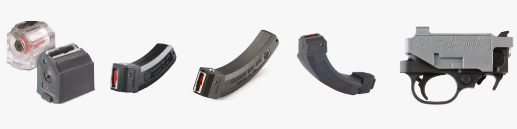 Ruger BX Magazines and Trigger
