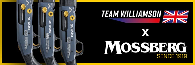 Team Williamson Parner with Mossberg and Viking Arms