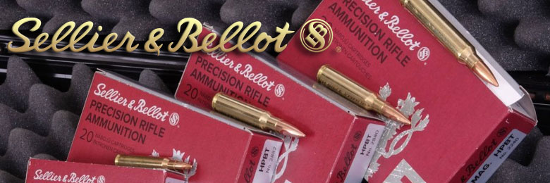 sellier & bellot precision rifle ammunition