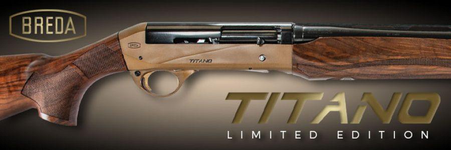 Breda Titano Limited Edition